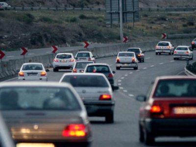 تردد در جادههای استان کرمانشاه در نوروز ۲ برابر شد