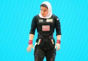 پوپک بسامی در تاشکند ازبکستان به نتیجه نرسید